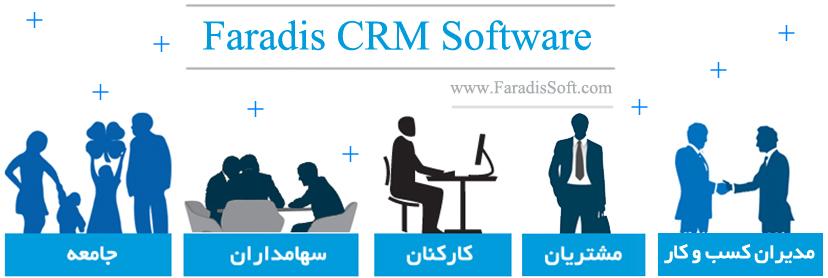 خرید نرم افزار CRM به نفع چه کسانی است؟